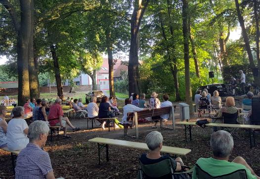 Kultur im Bürgerpark Wunstorf