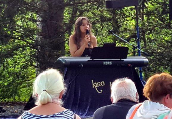 Kultur im Bürgerpark Kira Leona 2021
